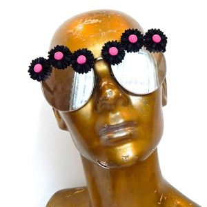WICKED GARDEN JUMBO ACID COCO GLASSES NEW